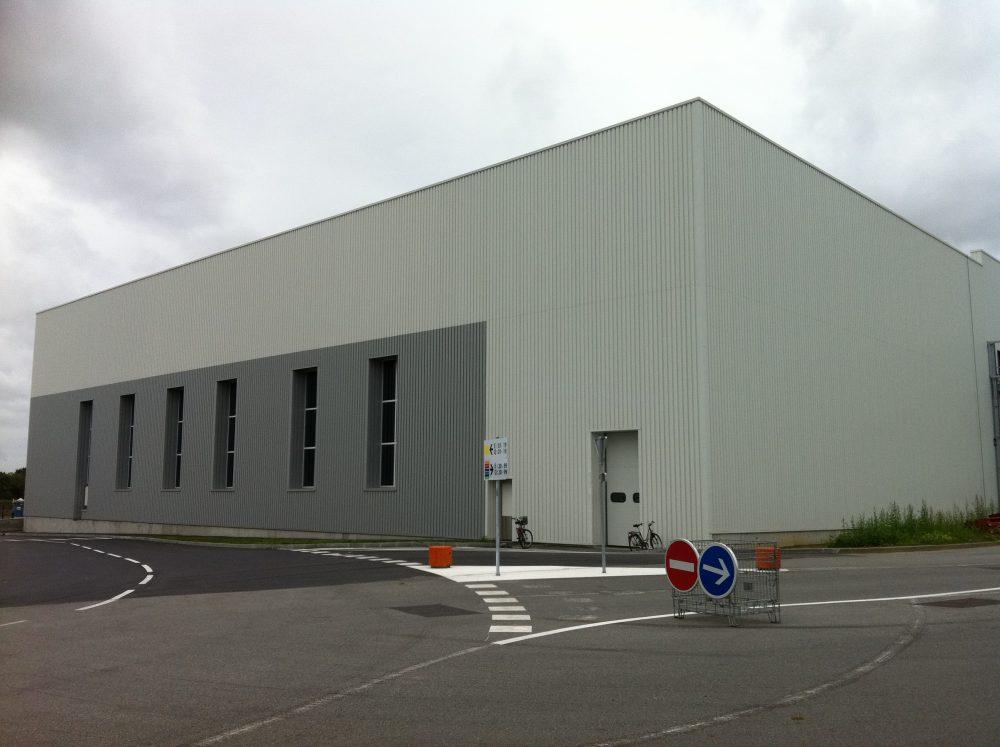 Ploudaniel stockage usine laita b s o 22 - Mr bricolage lannion ...